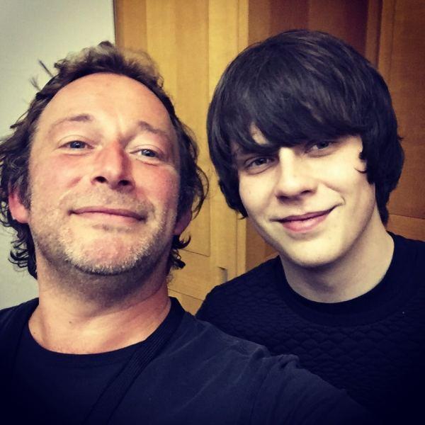 Jim & Jake Bugg Selfie