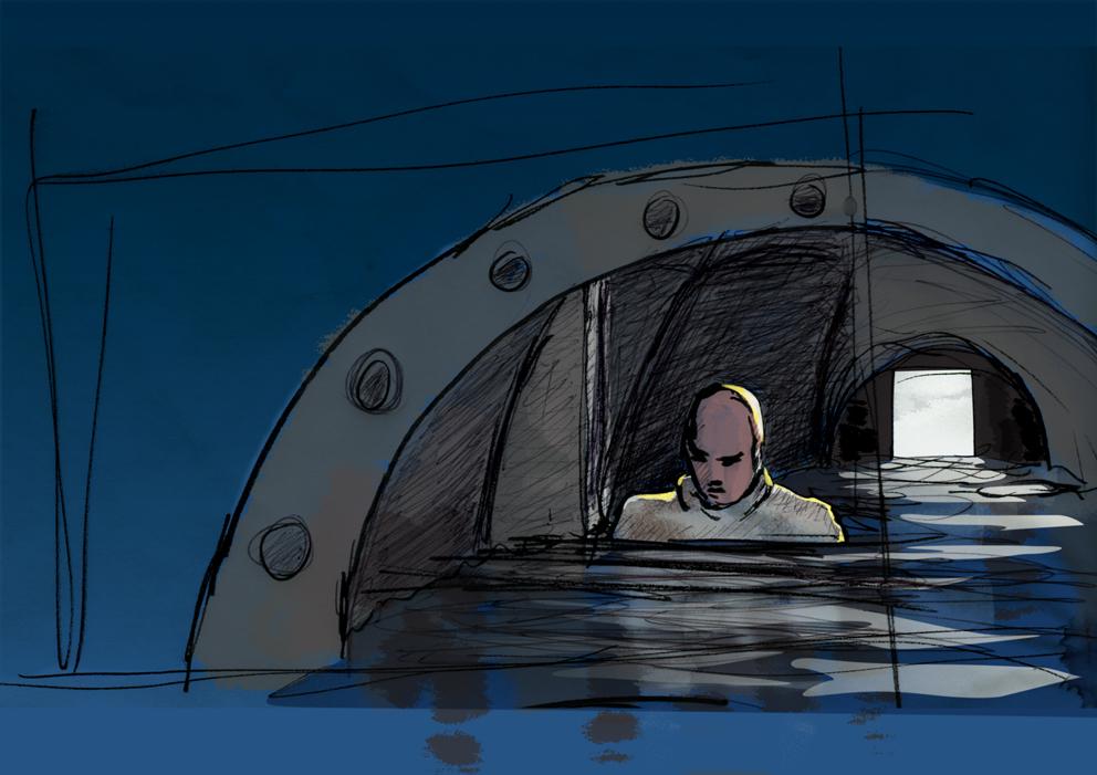 Storyboards Concept Art LR
