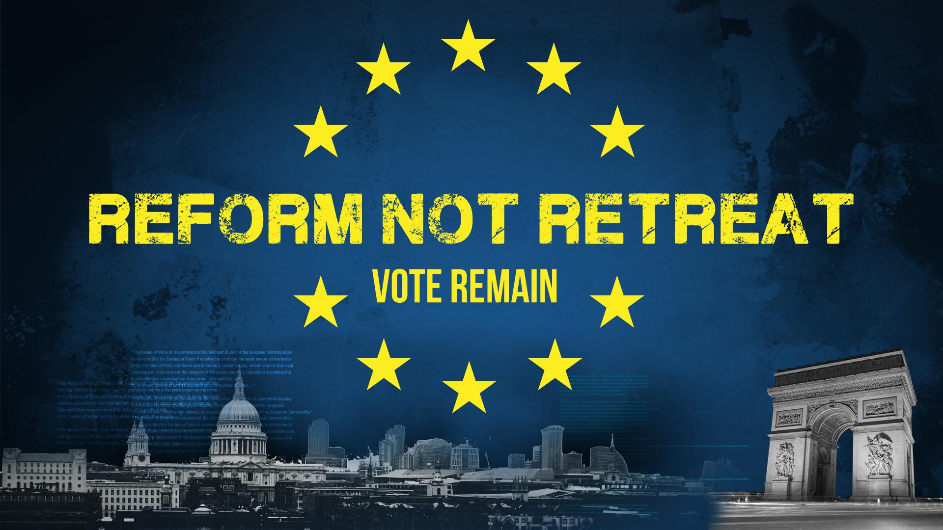 JSC EU Reform not retreat