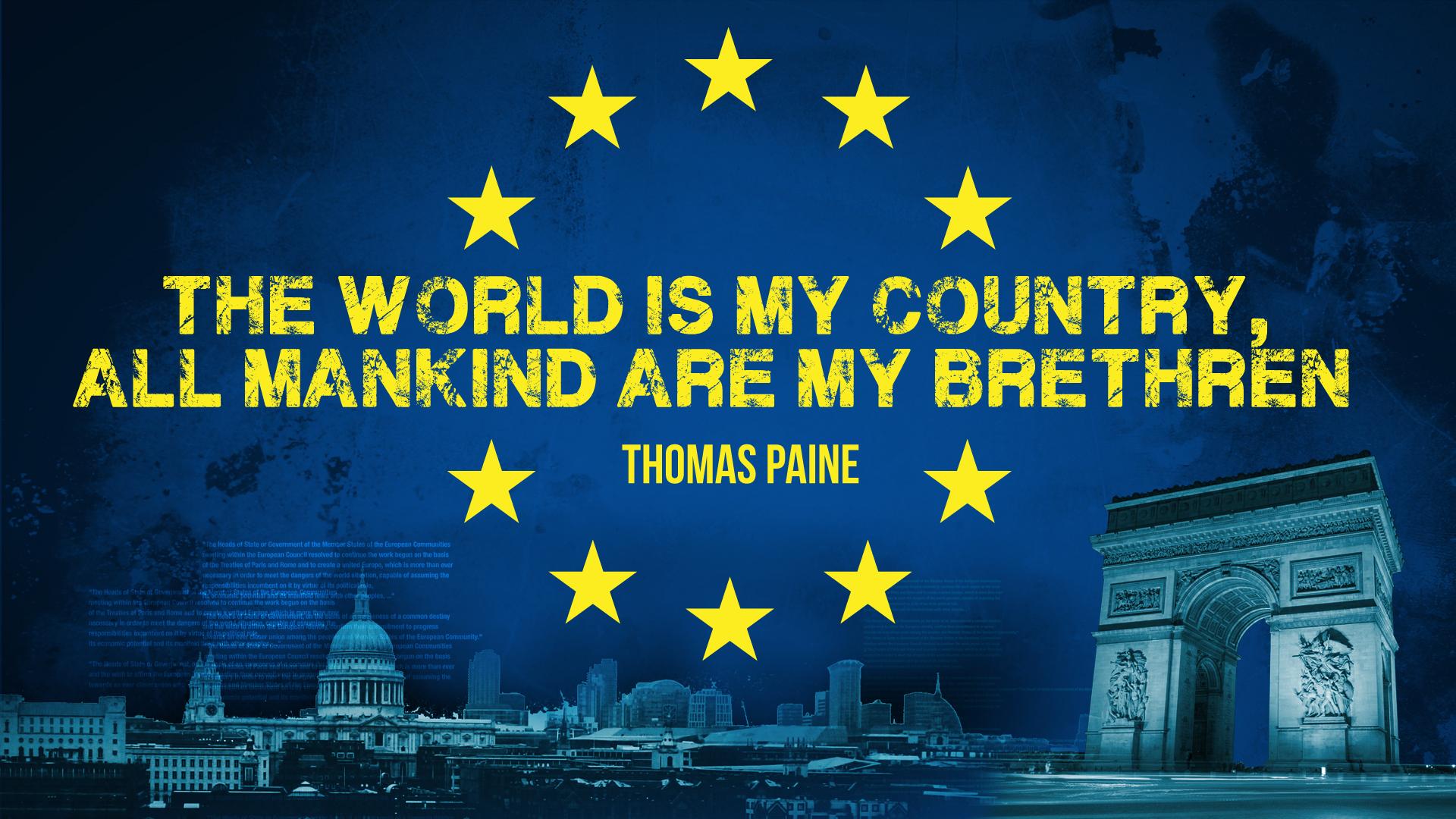JSC EU Thomas Paine