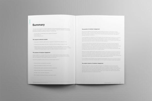 Academic reports education design Employment report