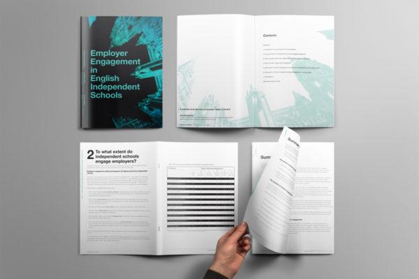 Academic reports education design employers
